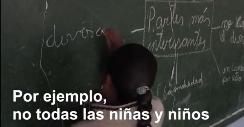 [VÍDEO] Ciudadanía desde la escuela: Igualdad para la democracia