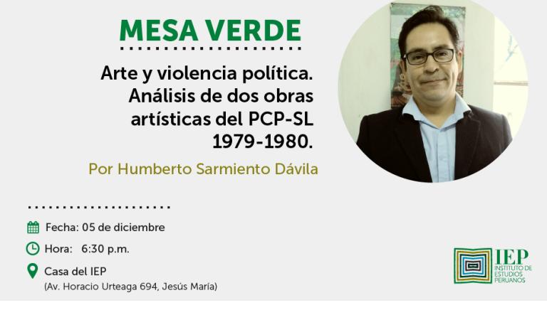 Arte y violencia política. Análisis de dos obras artísticas del PCP-SL 1979-1980, por Humberto Sarmiento