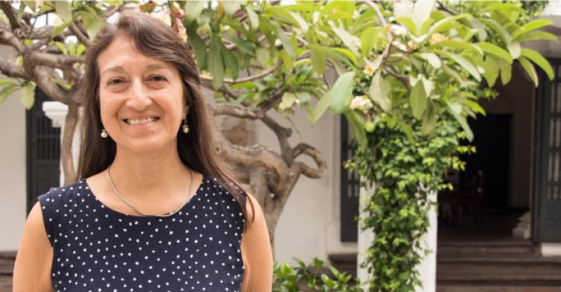 Gotas de optimismo, por Roxana Barrantes