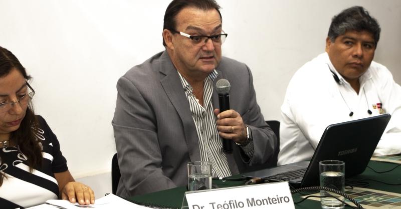 Mesa Verde : Los Objetivos de Desarrollo Sustentable de Agua y Saneamiento y su relación con la Política Pública del Perú