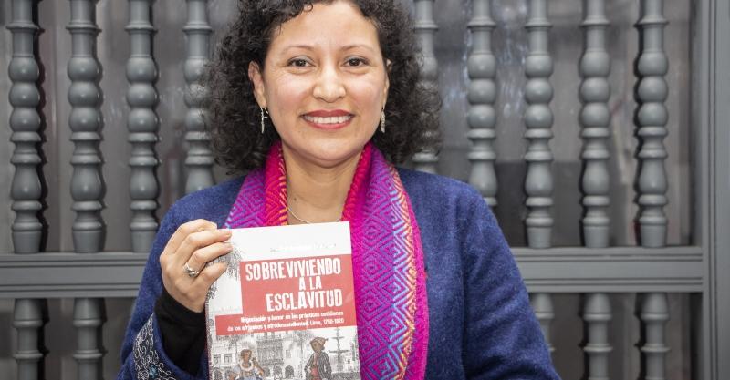 Entrevista a Maribel Arrelucea