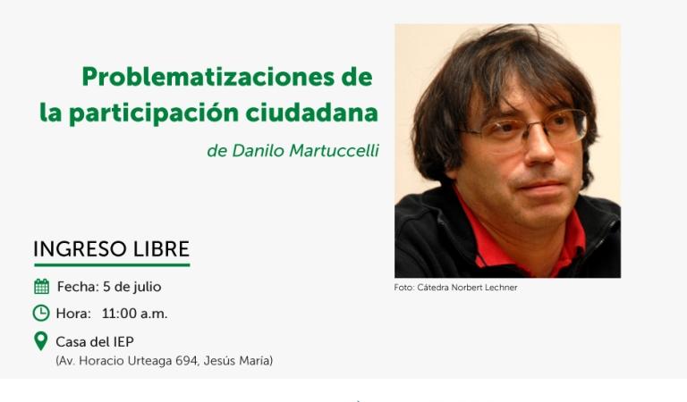 """Mesa Verde """"Problematizaciones de la participación ciudadana"""""""