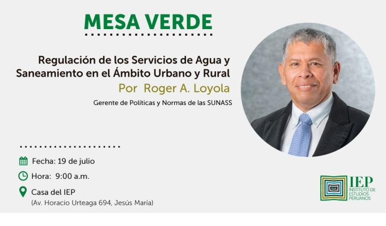 Regulación de los Servicios de Agua y  Saneamiento en el Ámbito Urbano y Rural