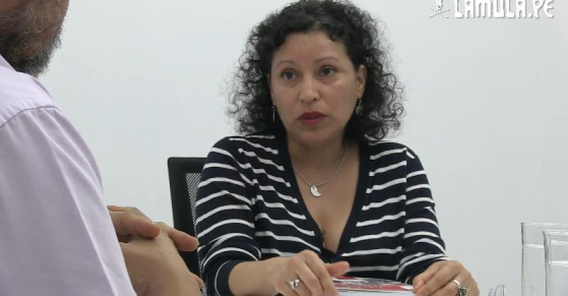 """[Entrevista a Maribel Arrelucea] """"Tenemos que estudiar la esclavitud con otros ojos"""""""