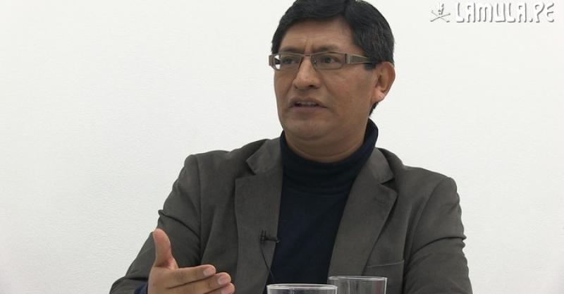 """Rolando Rojas: """"En ciertas circunstancias de nuestra historia política el asesinato fue un arma más"""""""