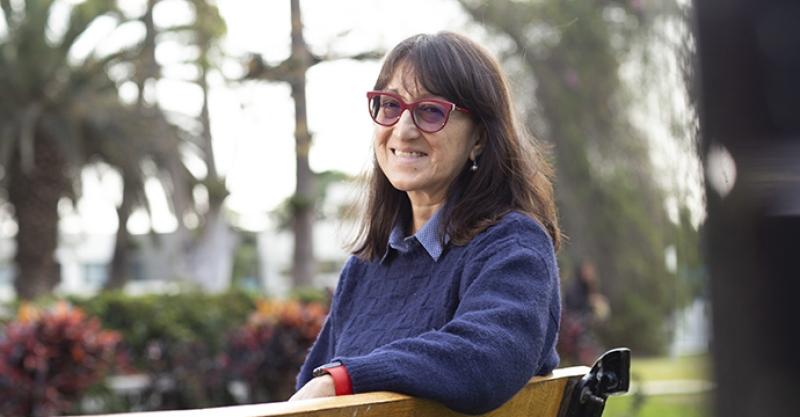 """Roxana Barrantes: """"Esto que vivimos no es una economía colaborativa, sino una economía digital"""""""