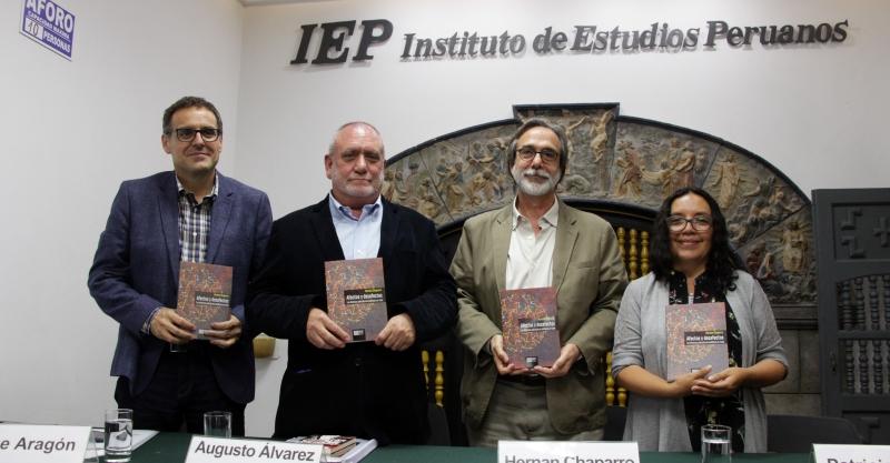 """[VÍDEO] Presentación del libro """"Afectos y desafectos. Las diversas subculturas políticas en Lima"""""""