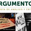 Convocatoria: Participa de las dos próximas ediciones de la Revista Argumentos