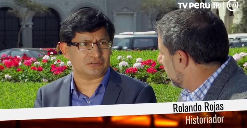 Presencia Cultural (TV Perú) – Magnicidios en el Perú con el historiador Rolando Rojas
