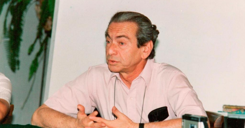 """""""Julio Cotler, conocimiento y compromiso"""" por Romeo Grompone"""