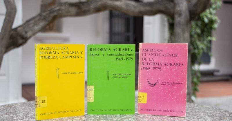 50 años de Reforma Agraria vista desde el Instituto de Estudios Peruanos