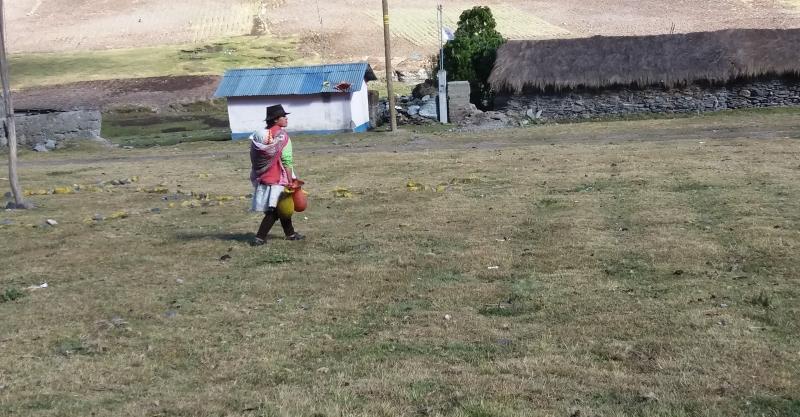 """Ciclo de mesas : """"Perú: Avances y Desafíos del Sector Saneamiento 2030"""""""