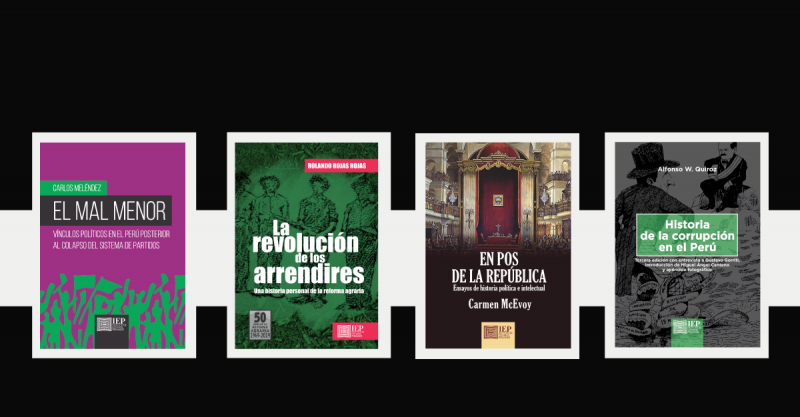 FIL Lima 2019 – Presentaciones de libro