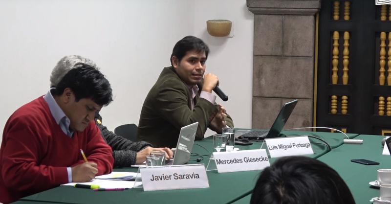 """[VÍDEO] Mesa Verde: """"La obligatoriedad del arbitraje en las contrataciones públicas en el Perú"""""""