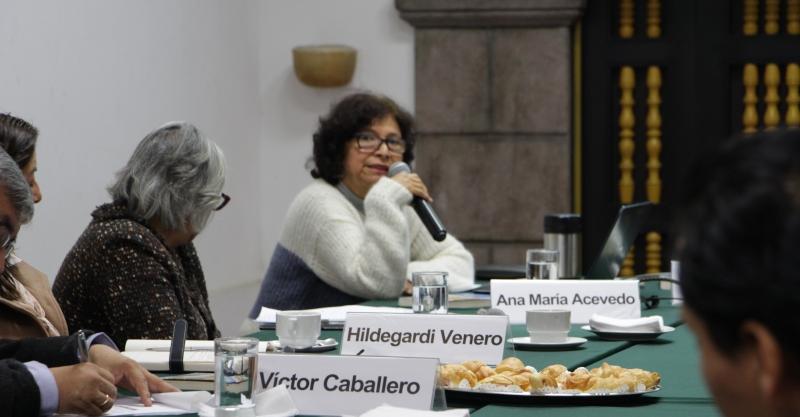 """[Vídeo] Mesa verde: Disputas por el agua, Ica y Huancavelica entre el enfrentamiento y el diálogo. De Teresa Oré Vélez"""""""