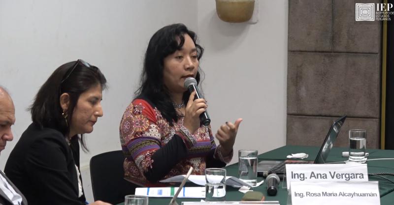 [VIDEO]Regulación y fiscalización de los Servicios de Agua y Saneamiento en el Ámbito Rural