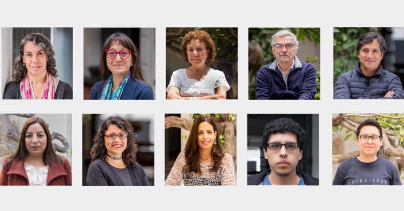 Investigadores del IEP participan de SEPIA XVII PUNO 2019