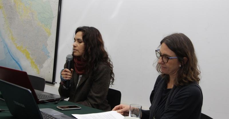"""[VIDEO] Mesa verde """"El presente de la memoria. Mundo subjetivo de la posguerra y dilemas de la vida en comunidad"""""""