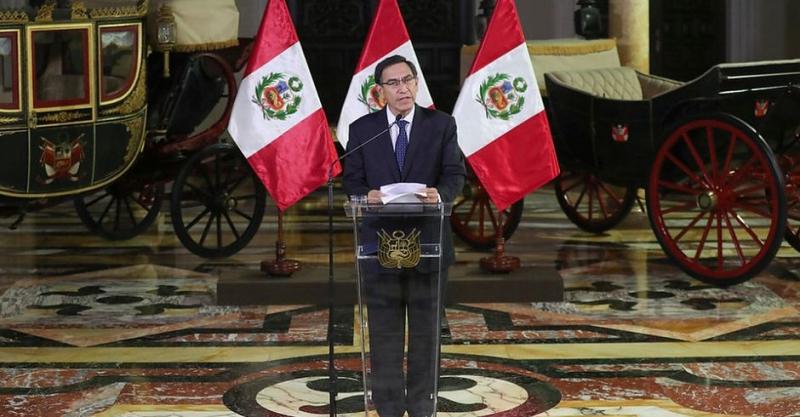 Constitución y equilibrio de poderes, por Martín Tanaka