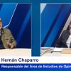 [VIDEO] Encuesta de opinión IEP, octubre 2019- Entrevista a Hernán Chaparro