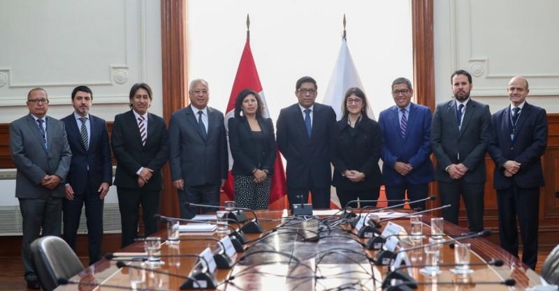Roxana Barrantes preside la Comisión para el Desarrollo Minero Sostenible