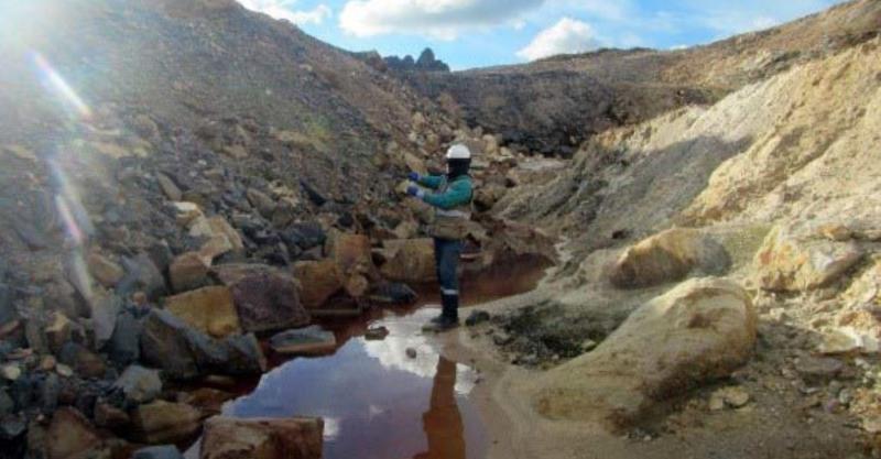 """""""Cerro de Pasco, el agua que no llega"""" por Pavel Aguilar Dueñas"""