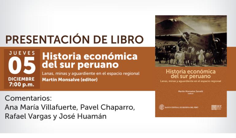 Cusco: Historia económica del sur peruano