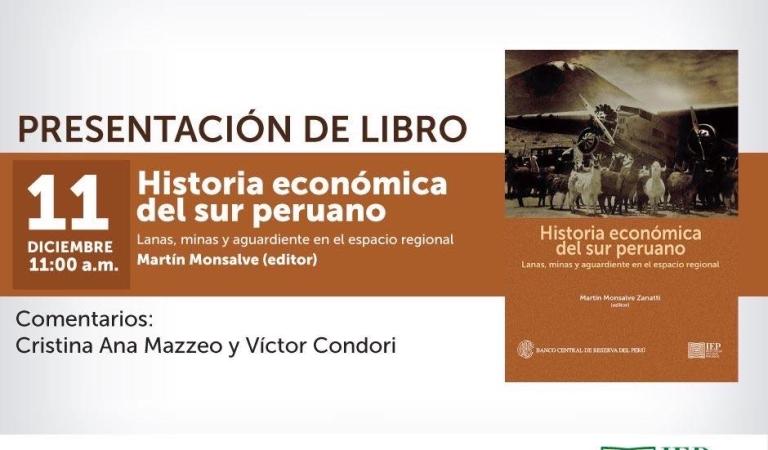 Arequipa: Historia económica del sur peruano