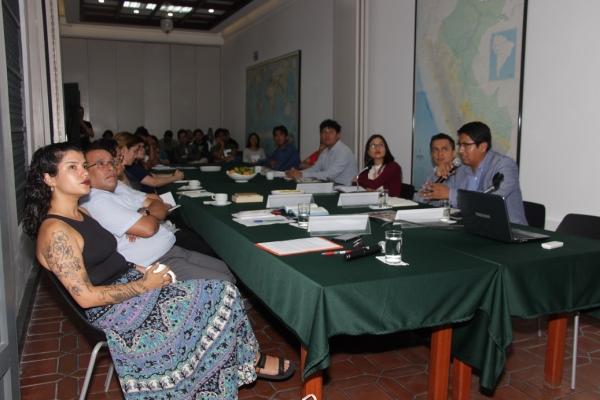 [VIDEO] El fenómeno del sicariato en el Perú: Estado situacional y experiencias del adolescente en conflicto con la Ley Penal sancionado por sicariato