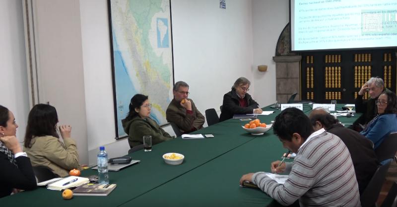 """[VIDEO] Mesa Verde """"Las lenguas indígenas y las diferentes políticas en su uso y codificación aplicadas en México y Perú durante el periodo virreinal"""""""