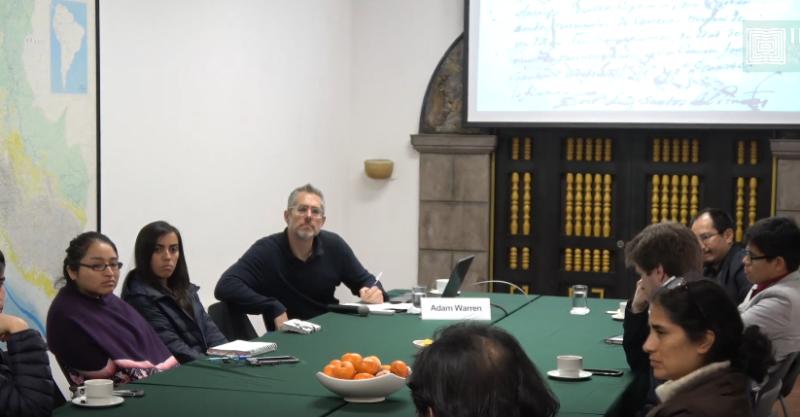 [VIDEO] Mesa Verde : Operar para bautizar: la operación cesárea post mortem y la historia de la medicina colonial