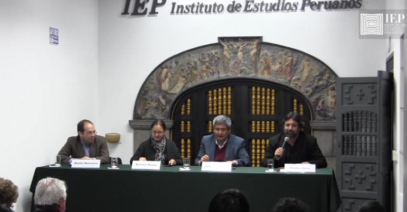 """[VIDEO] Presentación de libro:  """"El Juego de las apariencias. La alquimia de los mestizajes y las jerarquías sociales en Lima, Siglo XIX"""""""