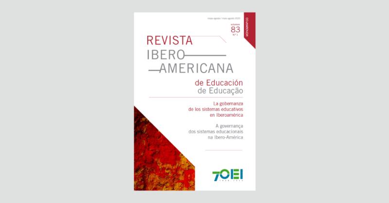 Ricardo Cuenca coordina nuevo volumen de la Revista Ibero Americana de Educación