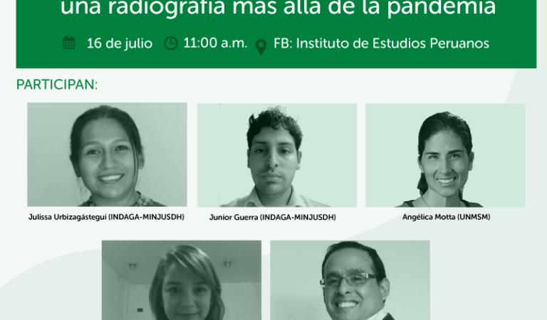 [VIRTUAL] Los perpetradores del feminicidio: una radiografía más allá de la pandemia