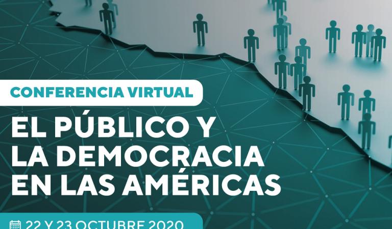 El público y la democracia en las Américas