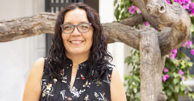 """[ENTREVISTA] Patricia Zárate: """"La gente cree que quien tiene más puede conseguir las cosas respecto a los que tienen menos"""""""