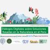 """NbSI en el Perú organiza """"Diálogos digitales sobre Soluciones basadas en la Naturaleza"""""""