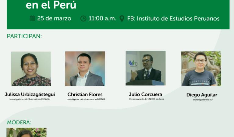 Diagnóstico sobre la ciberdelincuencia en el Perú
