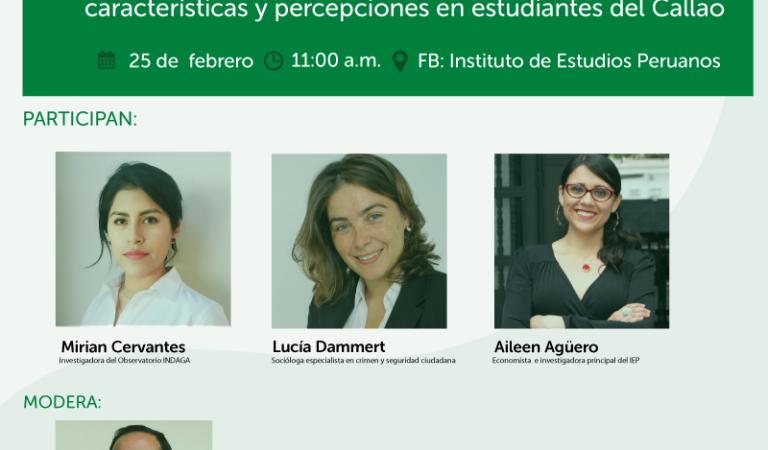 Ciberviolencia escolar: Características y percepciones en estudiantes del Callao