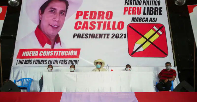 """[ARTÍCULO] """"Peru's upcoming presidential election is really a referendum on its troubled constitution"""""""