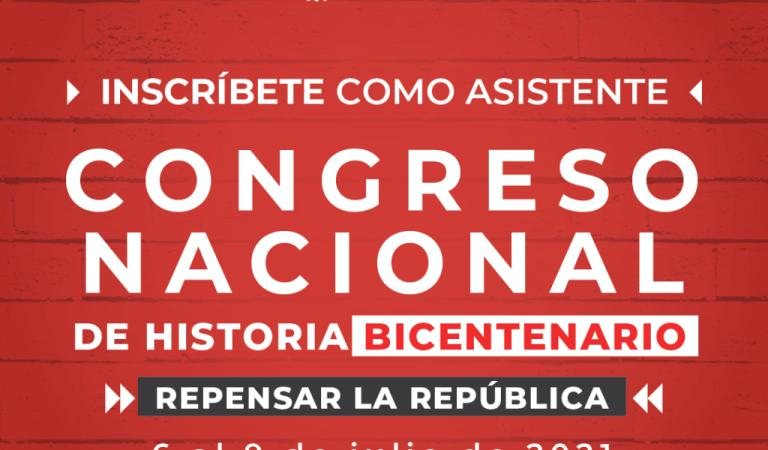 [Congreso Nacional de Historia Bicentenario] Migraciones internas y externas