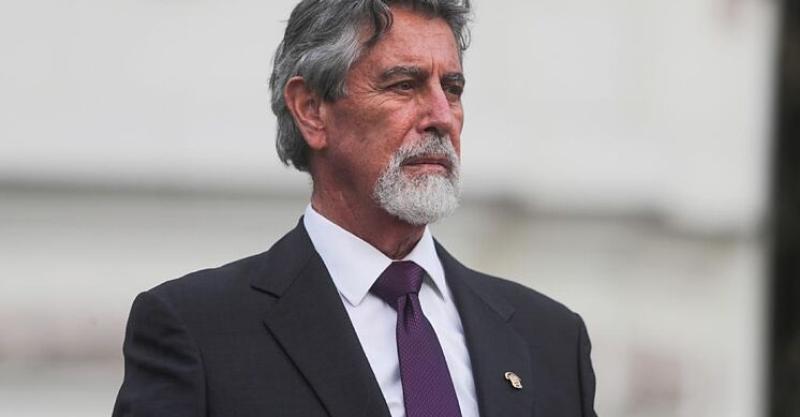 Expresidente Francisco Sagasti se incorpora al IEP como investigador afiliado