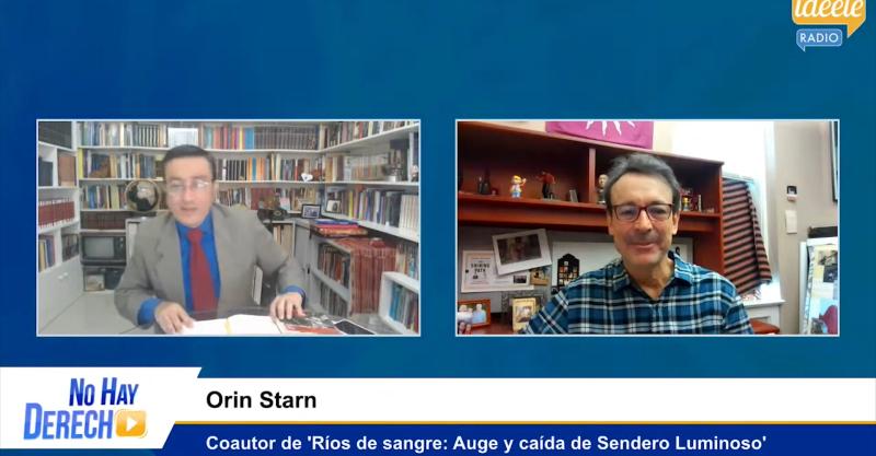"""[ENTREVISTA] Orin Starn """"Necesitamos entender cómo es que pasó para la memoria histórica"""""""