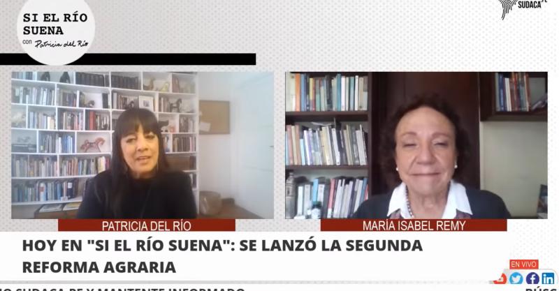 [ENTREVISTA] María Isabel Remy sobre la Reforma Agraria