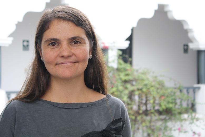 Patricia Ames - investigadora principal