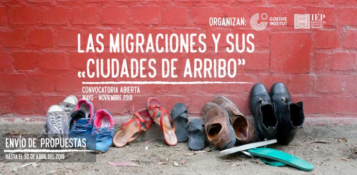 """Las migraciones y sus """"Ciudades de arribo"""""""