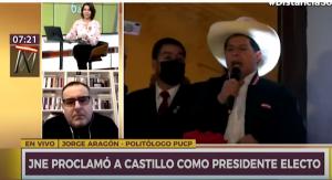 """[ENTREVISTA] Jorge Aragón: """"Abrimos una nueva etapa de incertidumbre"""""""